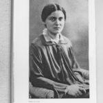 edith stein nel 1926 ritratto